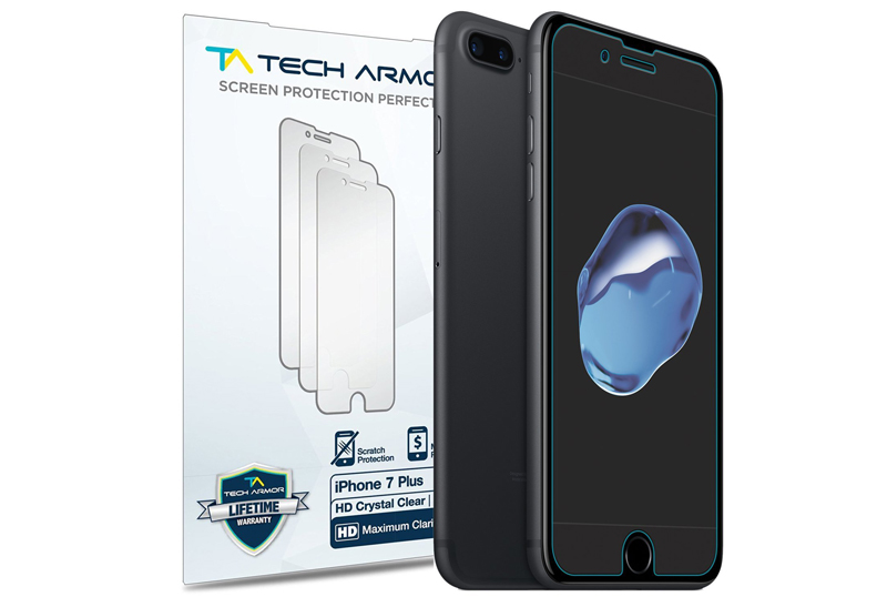 e5d22920f60 Tech Armor Commercial Grade ELITE Screen Protector iPhone 7 Plus